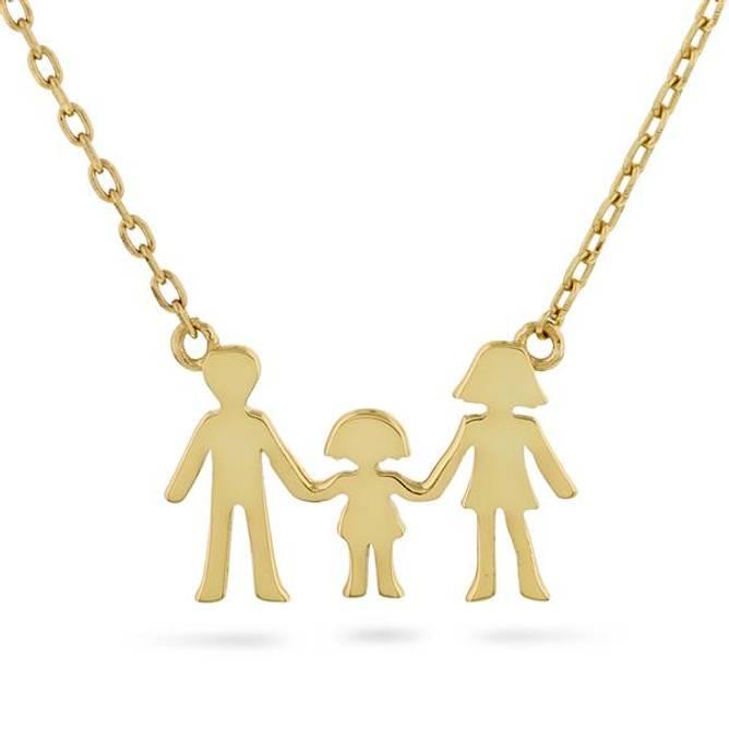 Bilde av Familie smykke, 1 jente