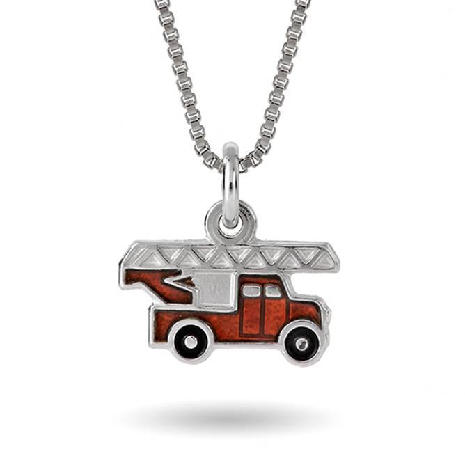 Bilde av Brannbil smykke